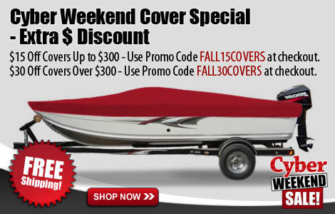 Fall Cover Savings - Extra $15 or $30 Off!