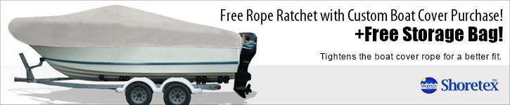 Free Rope Ratchet w/ Custom Cover Purchase!
