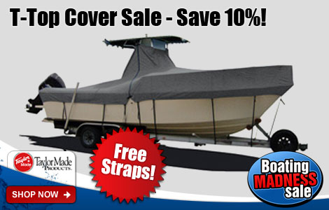 Save 10% on T-Top Covers!