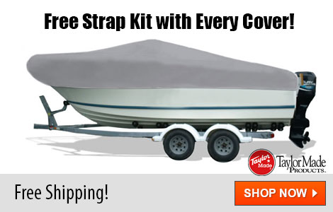 Free Strap Kit w/ Cover Purchase!
