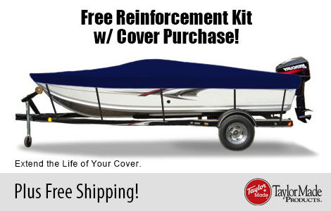 Free Reinforcement Kit w/Cover Purchase!