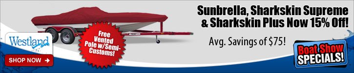 Sunbrella, Sharkskin SupremeSD & Sharkskin Plus on Sale! 15% Off!