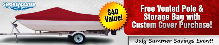 Free Vented Support Pole + Free Storage Bag - $40 Value!