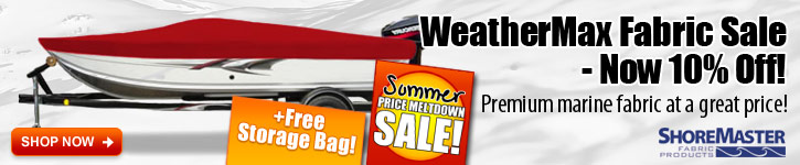 Save 10% on WeatherMax!