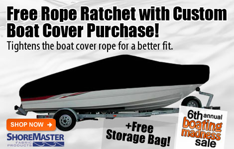 Free Rope Ratchet w/Custom Cover Purchase!
