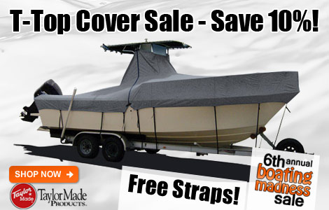 T-Top Cover Sale - Save 10%!