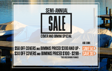 Site Wide Sale Bimini marquee