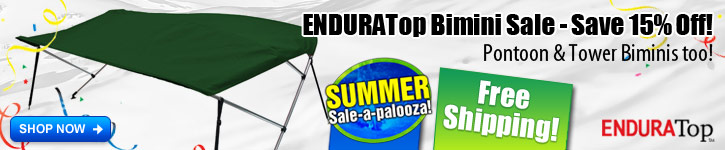 Save 15% Off All ENDURATop Biminis!