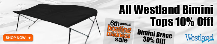 Bimini Tops 10% Off!