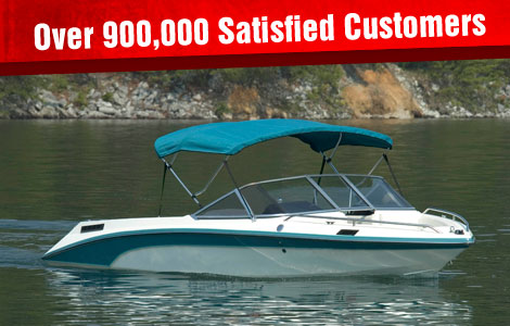 Over 900,000 Satisfied Customers!